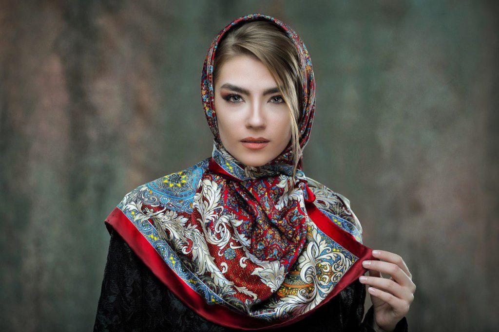 خرید عمده شال مدل روسری
