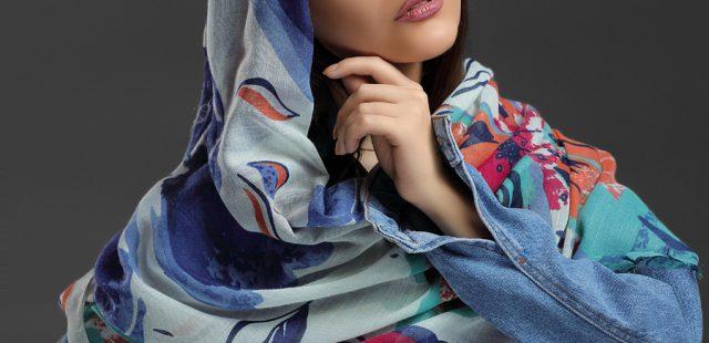 صفر تا صد انواع مدل روسری و شال