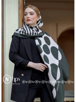 روسری-فلورانس-دستدوز-۱۴۰-در-۱۴۰-۶-رنگ-۵۷۴۷