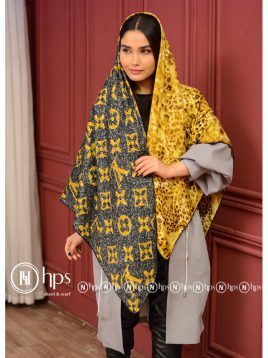 روسری-کشمیر-دستدوز-۱۴۰-در-۱۴۰-۴-رنگ-۹۵۸۵