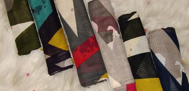 بهار ۹۹ را با بهترین و زیباترین شال و روسریها آغاز کنید!