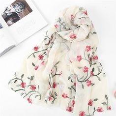 شال و روسری تابستان